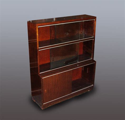 Retro Bookcase by Antiques Atlas Three Retro Sectional Bookcases