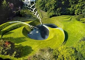 Charles Jencks: The landscape artist who turned the Solar