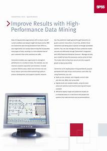 Improve Results with High- Performance Data Mining