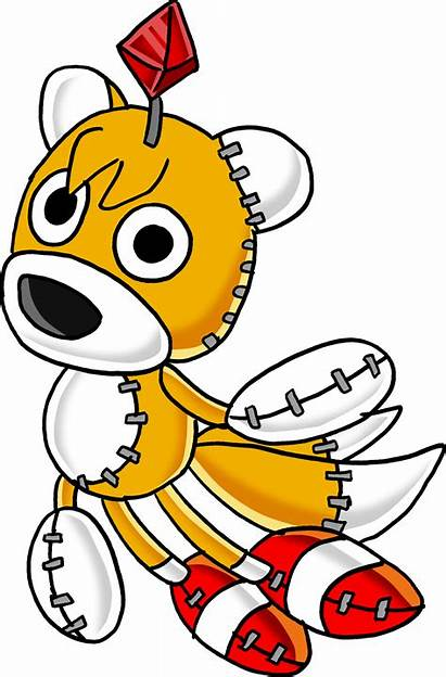 Tails Sonic Doll Creepypasta Creepy Hedgehog Drawing