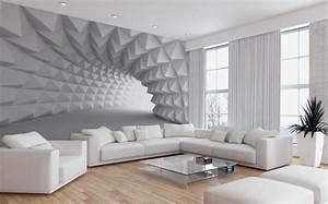 Fantasy 3D Wallpaper Designs For Living Roombedroom Walls