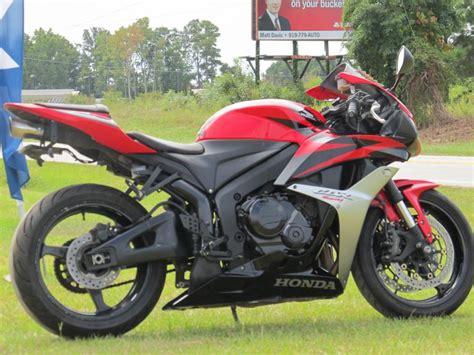 honda 600rr for sale 2007 honda cbr 600 rr sportbike for sale on 2040 motos