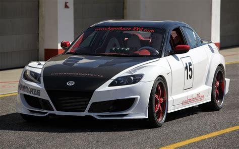 Mazda Rx8 Tuning Interior