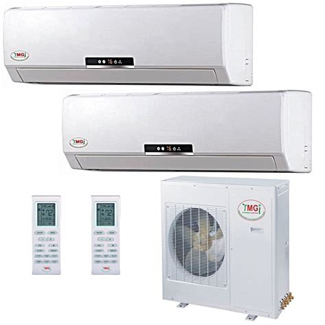 Ymgi Dual Zone Ductless Mini Split Air Conditioner