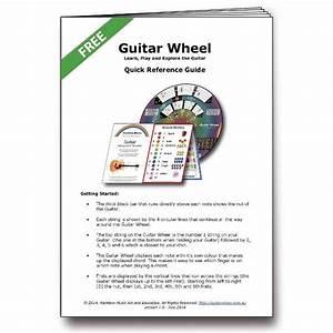 Guitar Wheel Instructions Manual