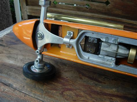 Front Wheel Drive Car by Dooling Bros Mercury Tether Race Car Front Wheel Drive