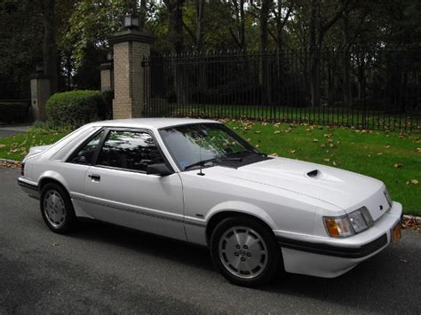 1986 Ford Mustang by 1983 1986 Ford Mustang Performance Makes A Comeback The