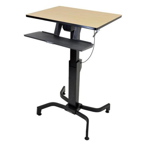 Ergotron Sit Stand Desk Manual by Ergotron Workfit Pd Sit Stand Desk Ergoport