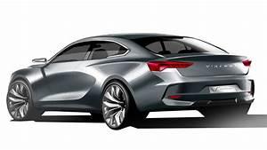 Vinfast Sedan Design Render By Italdesign