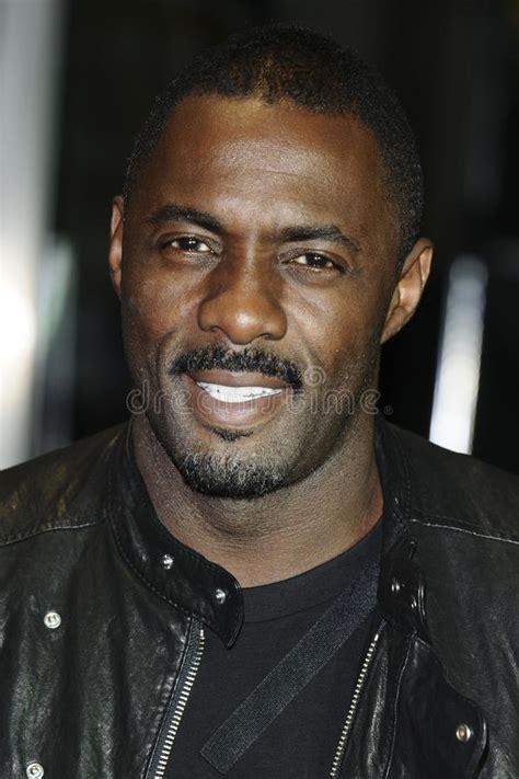 Idris Elba Editorial Stock Image Image Of London