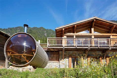 Luxury Ski Chalets in Chamonix & Argentiere France