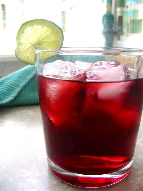 jamaica drink the hungry texan jamaica hibiscus flower tea