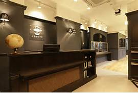 Design Salon Design Beauty Salons Spa Design Hair Salons Salon Ideas Hair Salon Interior Design Pics Photos Modern Hair Salon Interior Design Perforated Beauty Salon By Yasunari Tsukada Design Design Milk