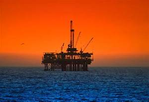Oil Rig Images