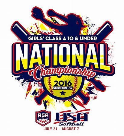 Softball Asa Usa Under National Championships 10u