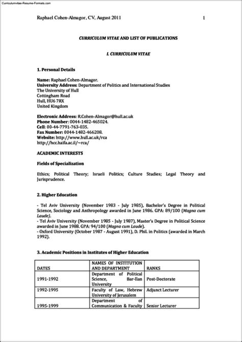 resume template for 15 year free sles exles
