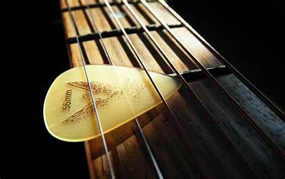 Guitar Fretboard Macro Kanne 1440