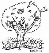 Mustard Tree Seed Parable Coloring Clip Clipart Pages Sunday Crafts Activities Faith Bible Craft Lesson Church Colouring Clipartkid Parables Drawing sketch template