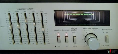 Technics Sh-8030 Space Dimension Controller Photo #225929