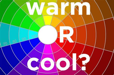 color quizzes are you more warm colors or cool colors quizzes