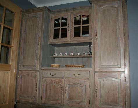 peindre meuble cuisine repeindre un meuble vernis en blanc cheap meuble louis