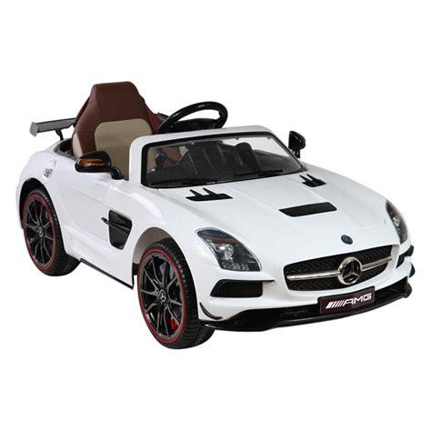 ride on car best ride on cars 12v black series mercedes sls amg