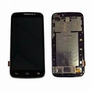 Kit Touch   Display Frontal Alcatel One Pop C7 7040e 7040d