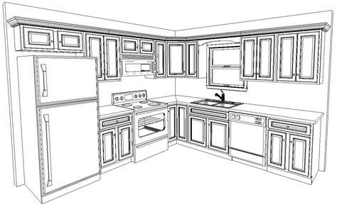 kitchen cabinets design layout 10 x 10 kitchen layout hgtv remodels kitchen layouts