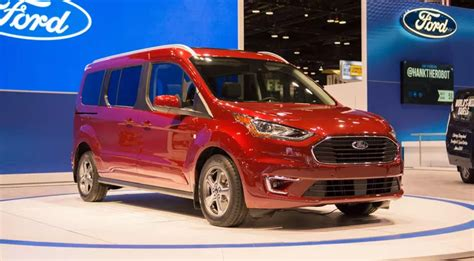 Ford Transit Connect 2020 by 2020 Ford Transit Connect Diesel Price Engine And Review