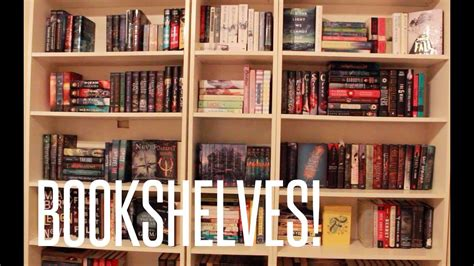 Arranging Bookcases by Arranging My New Bookshelves