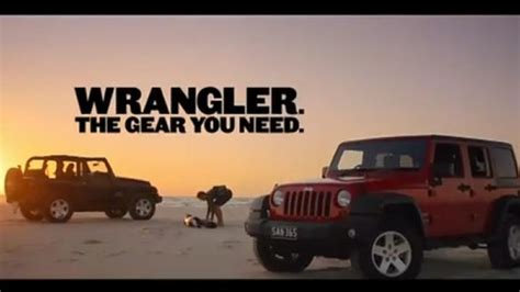 jeep wrangler ads ben wilson stars in ad for jeep wrangler kiteboarding