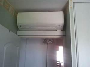 Installation Clim Reversible : installation d une climatisation r versible dans un ~ Premium-room.com Idées de Décoration
