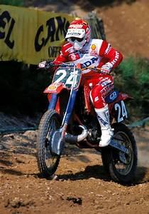 M Road Moto : eric geboers honda rc 250 m 1987 dirt bike racing pinterest motocross vintage motocross ~ Medecine-chirurgie-esthetiques.com Avis de Voitures