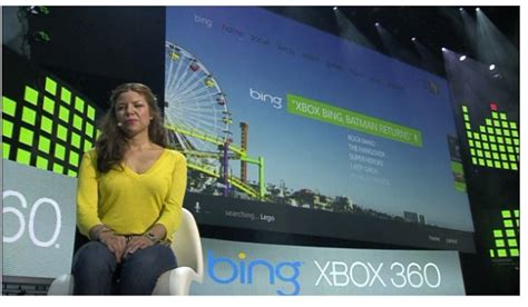 Xbox 360 getting live TV, voice-based Bing searching this ...