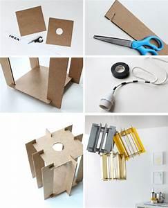 Kronleuchter Selber Machen : originelle diy deko 5 einfache bastelideen aus karton ~ Michelbontemps.com Haus und Dekorationen