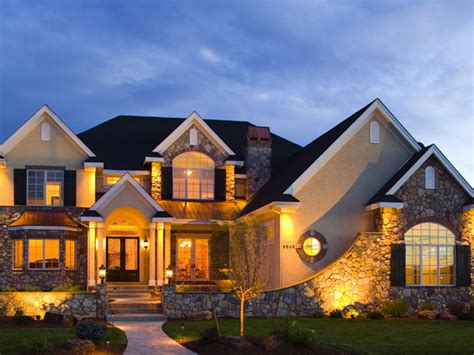 Finley Country Luxury Home Plan 101s-0012
