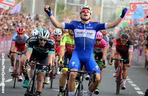 Encuentra fotos de stock perfectas e imágenes editoriales de noticias sobre sam bennett cyclist en getty images. GIRO'18 Stage 2: Tel A Viviani! - PezCycling News