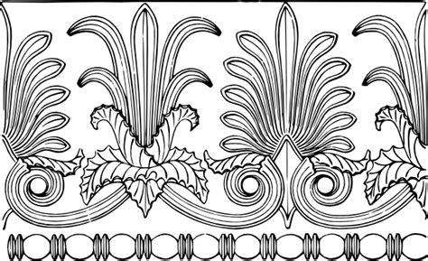 ornament decoration clip art  clkercom vector clip