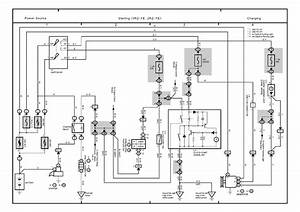 2002 Toyota Tacoma Headlight Wiring Diagram