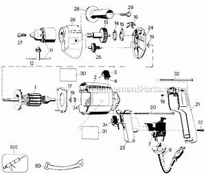 Black And Decker 7277 Parts List And Diagram