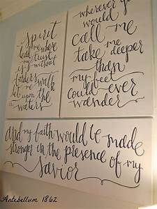 best 25 lyrics on canvas ideas on pinterest sunflower With what kind of paint to use on kitchen cabinets for song lyric wall art