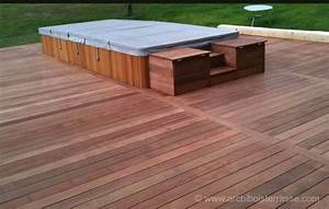 Spa Bois Exterieur : jacuzzi bois exterieur pour terrasse amazing delightful ~ Premium-room.com Idées de Décoration
