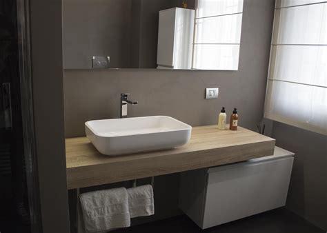 mensola bagno appoggio lavabo mobile bagno composto da una mensola effetto legno con