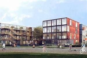 Container Studenten Berlin : wohnungsmangel studenten ziehen in altenheime und container die welt ~ Markanthonyermac.com Haus und Dekorationen