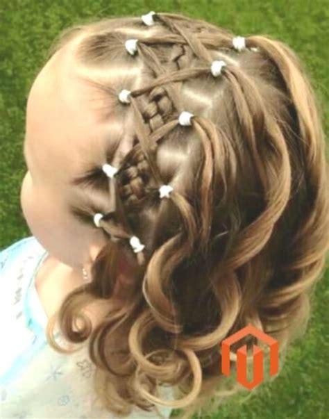 Kleinkindhaarzöpfe Das Beste Frisuren Girl hair dos