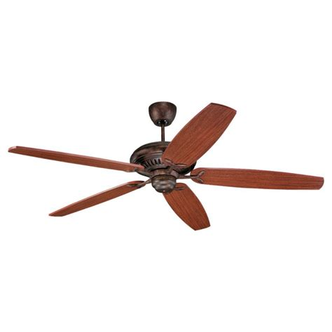 60 inch ceiling fans with remote monte carlo 5dcr60tb tuscan bronze five blade 60 inch