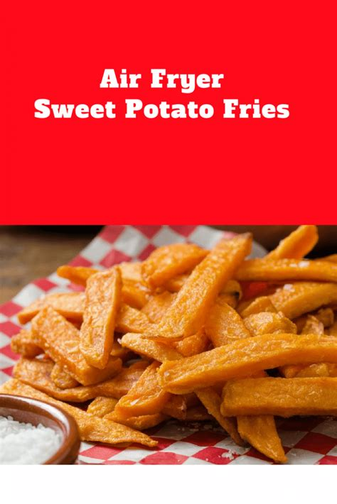 air fryer fries sweet potato homemade french perfect potatoes most forktospoon recipes affiliate included note links fried fry pototo rich