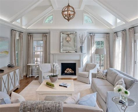 home decorating ideas living room calm  cool  chevy chase greige design awesome home