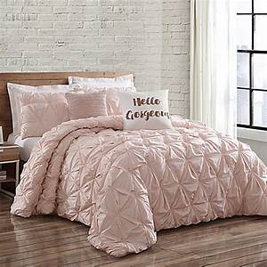 buy brooklyn loom jackson pleat full queen mini comforter With brooklyn bedding sale