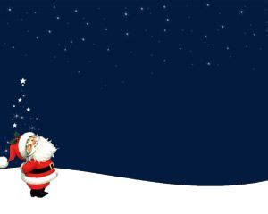 santa claus powerpoint template ppt template